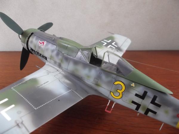 フオッケウルフFw190 D-9