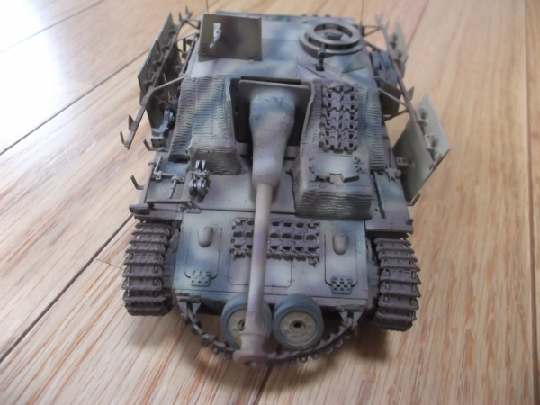 Ⅳ号突撃砲 G型前期