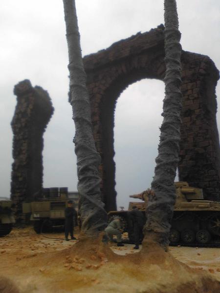 ザグーアンの水道橋遺跡(その2)