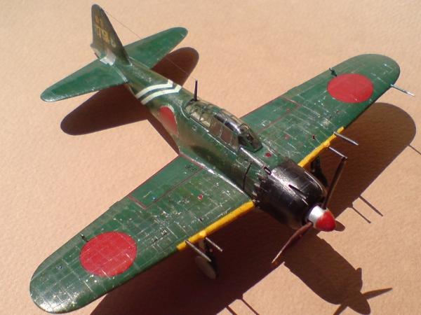 A6M5c 零戦52型丙 203空 (HASEGAWA)