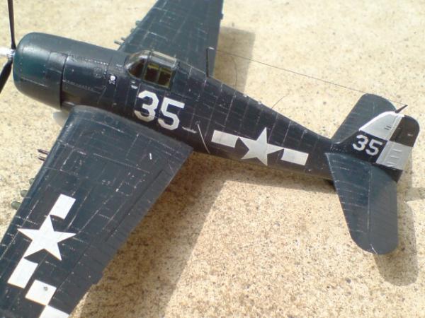 F6F-5 VF17 (ACADEMY)