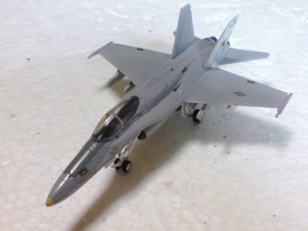 F/A-18Aホーネット (DRAGON)