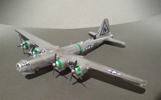 B-29A スーパーフォートレス (MINICRAFT)