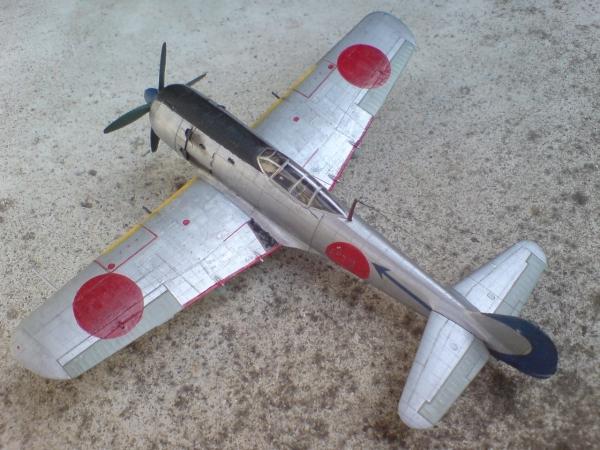 四式戦闘機 Ki-84 疾風 (HASEGAWA)