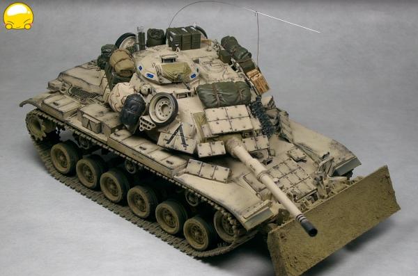 パットン戦車(M60A1)