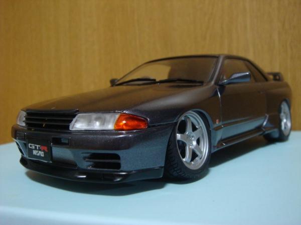 R32スカイラインGT-Rニスモ