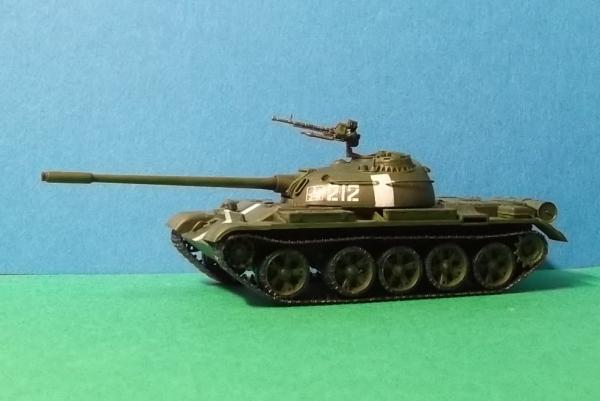1/72 トランペッタ T-54B