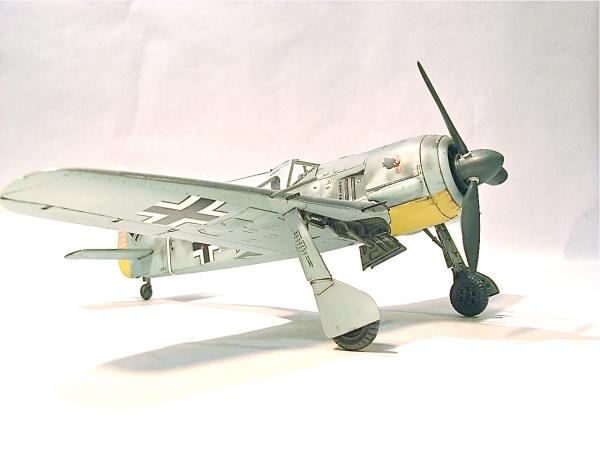フォッケウルフFw190A-3