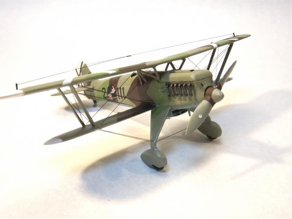 ハインケル He51B-1