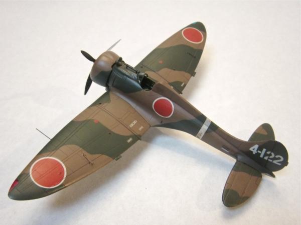 三菱九六式艦上戦闘機(2号1型後期)