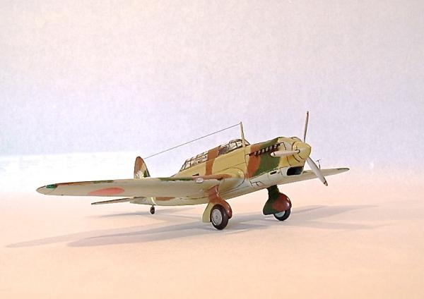 川崎キー32 九八式単軽爆撃機