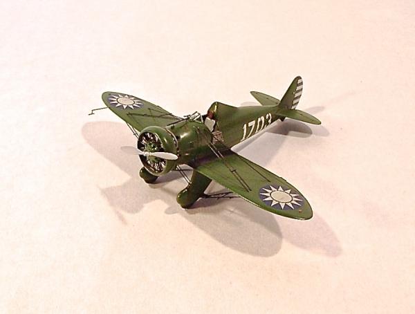 ボーイング281(P-26ピーシューター)