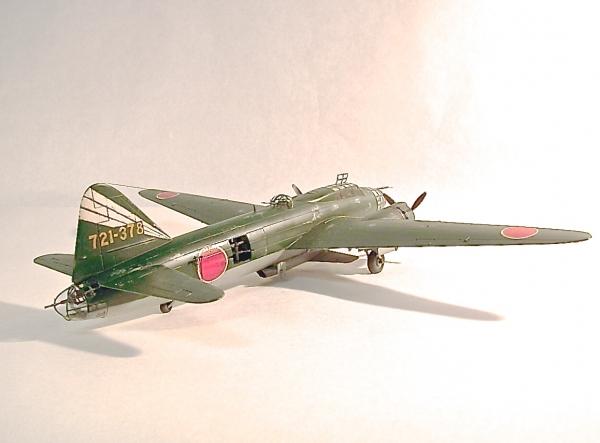 一式陸上攻撃機24型 丁と桜花その2