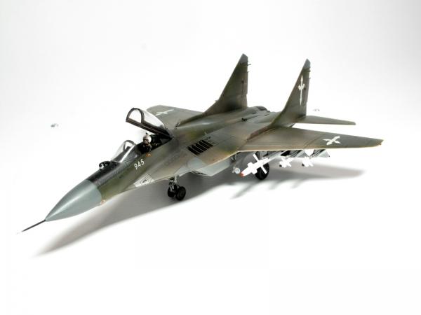 MIG-29 反統合勢力 所属機