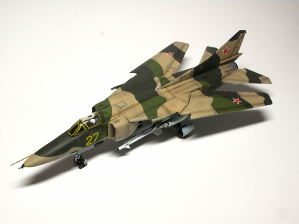 MIG-27 フロッガーD