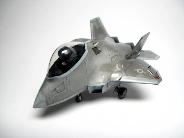 たまごひこーき F-22 ラプター