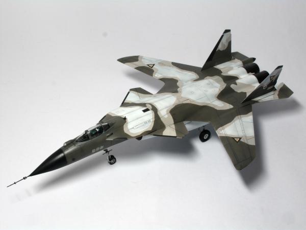 Su-47 BERKUT ベルカ空軍 グラーバク