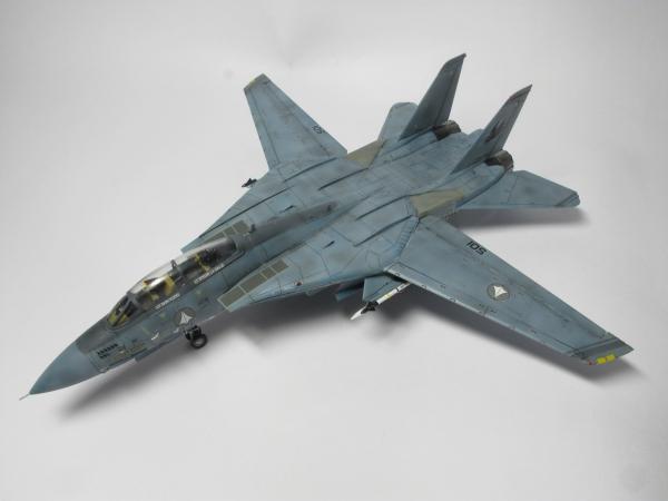 F-14D+ スーパートムキャット改 工藤シン乗機