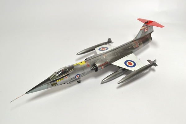 CF-104 STARFIGHTER カナダ国防軍 第417飛行隊