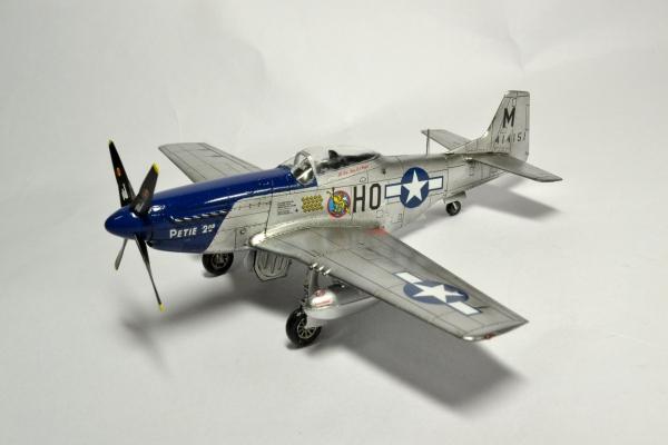 P-51D マスタング ジョン・C・メイヤー中佐機
