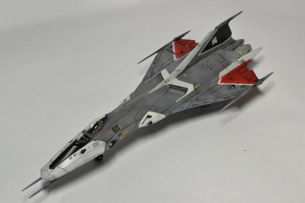 99式空間戦闘攻撃機 コスモファルコン 加藤三郎機