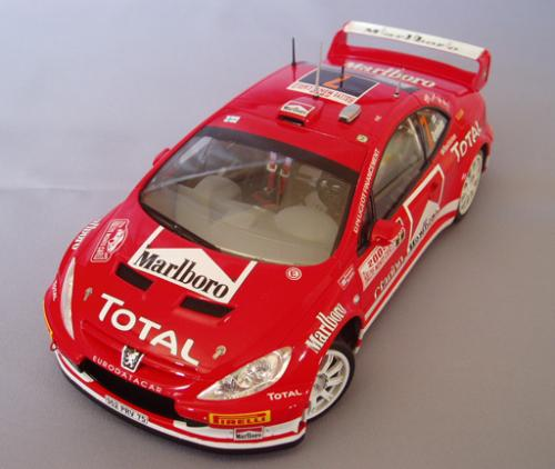 "PEUGEOT 307 WRC ""MONTE-CARLO"""