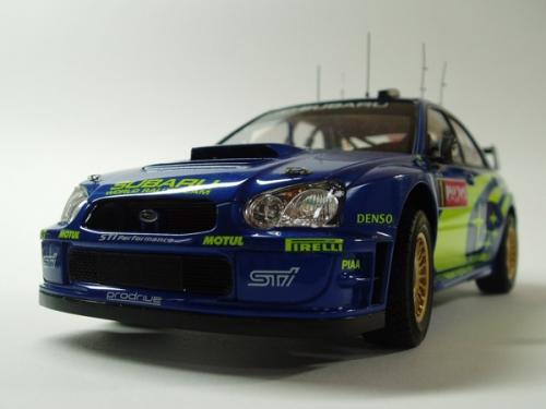 IMPREZA WRC 2004