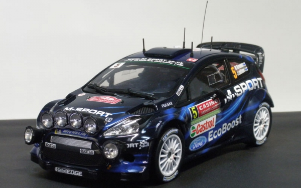 FORD FIESTA RS 2014 M-SPORT MONTE-CARLO