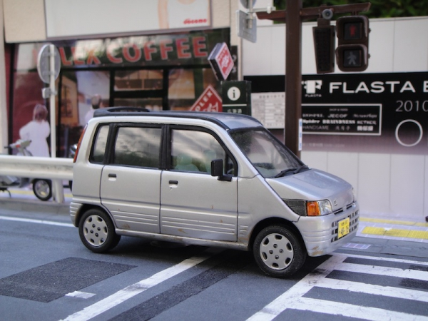 フジミ ダイハツ ムーヴ CX 95'