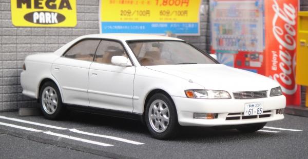 アオシマ トヨタ マークク宕梠.5Grande G 93'