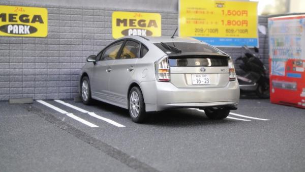フジミ トヨタプリウス S ツーリングセレクション 09'