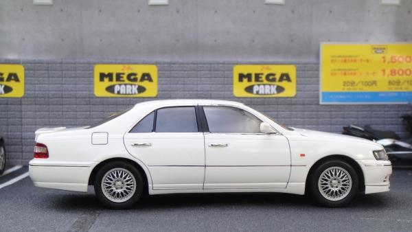 アオシマ 日産 シーマ 41TR-X グランドツーリング 96'