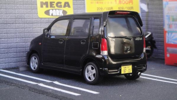 フジミ スズキ ワゴンR RR 99'