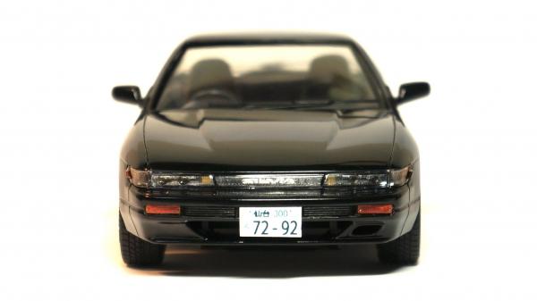 タミヤ 日産 シルビア K's 88'