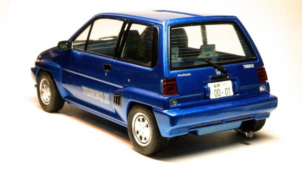 アオシマ ホンダ シティ ターボⅡ ブルドッグ 83'