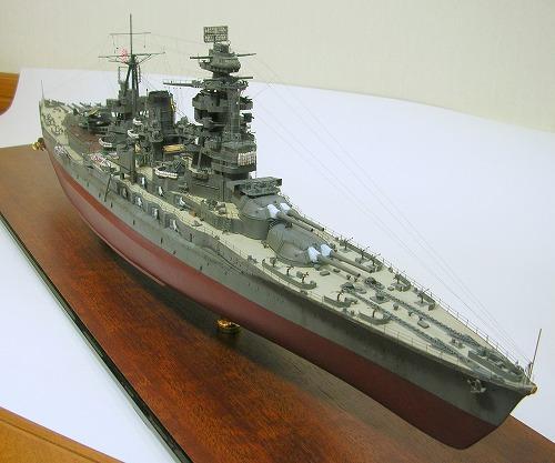 戦艦長門1944