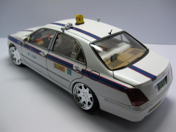 マジェスタ・個人タクシー