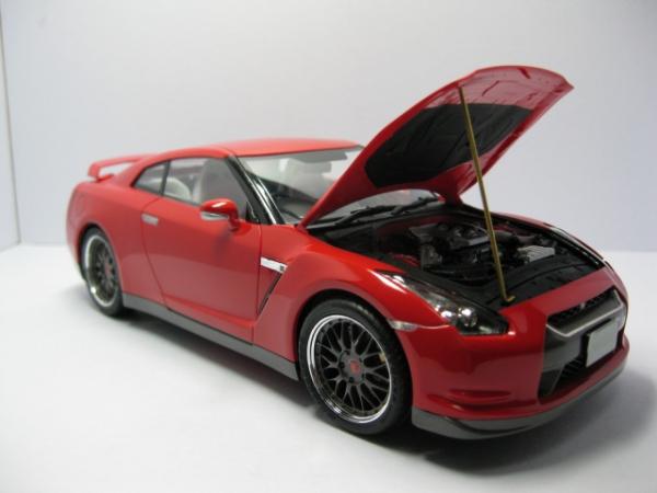 日産GT-R(フジミ)