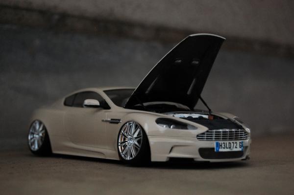 Aston Martin DBS 改
