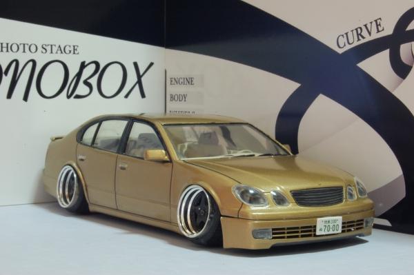 レクサス GS400 改