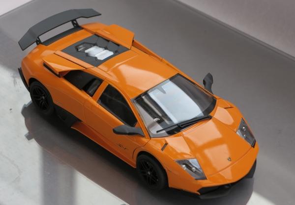 Lamborghini Murcielego LP670-4SV