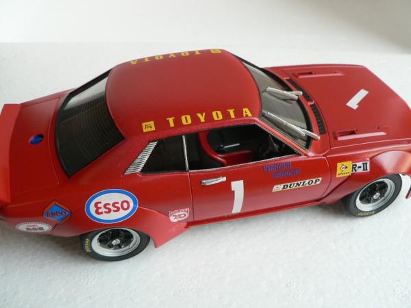 1972 トヨタワークス セリカR仕様