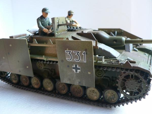 タミヤ 4号突撃砲戦車