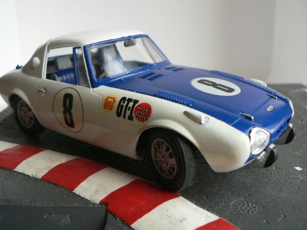 `66 日本グランプリGT-1クラス優勝車