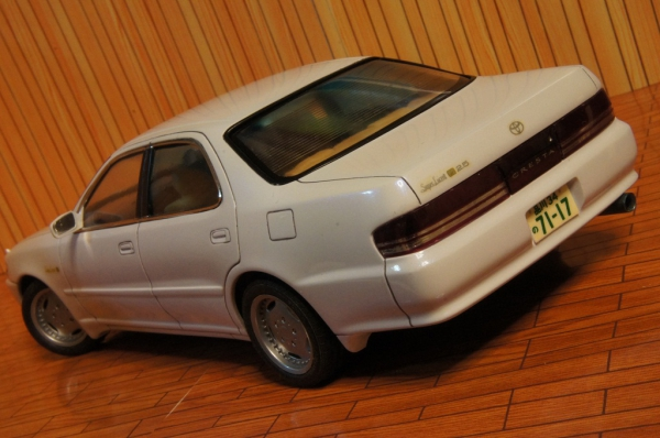 トヨタ クレスタ 2.5 スーパールーセントG (JZX90)