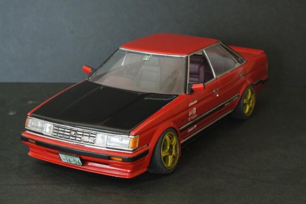 トヨタ マークⅡ GT TWIN turbo (GX71)