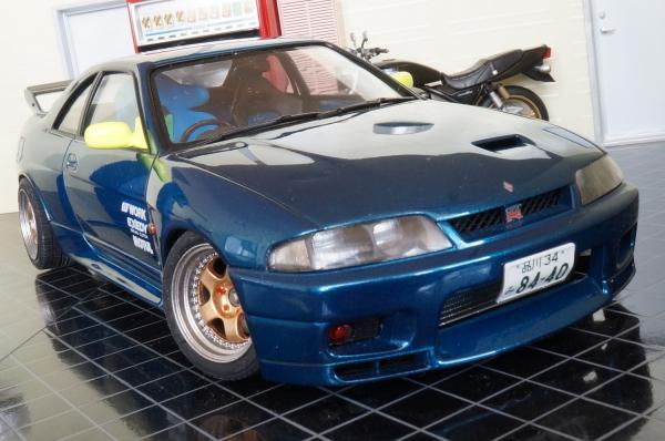 ニッサン スカイライン GT-R V-spec (BNR33)