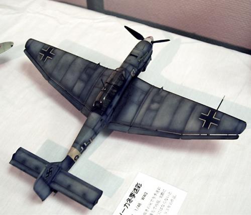 Ju87D スツーカ 冬季迷彩