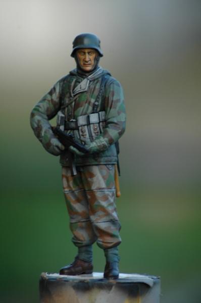 ドイツ装甲てき弾兵