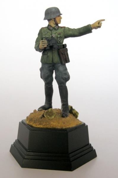 砲兵指揮官